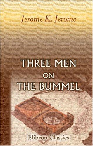 Read Online Three Men on the Bummel PDF