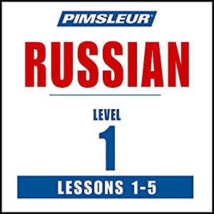 Russian Level 1 Lessons 1-5 Speech