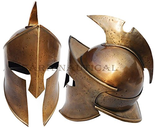 Spartan Roman Medieval Centurion Armor Helmet Viking 300 Costume Helmet Liner
