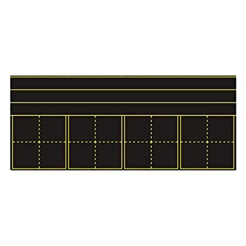 Pizarra magnética de escritura calcomanía extraíble Pinyin ...