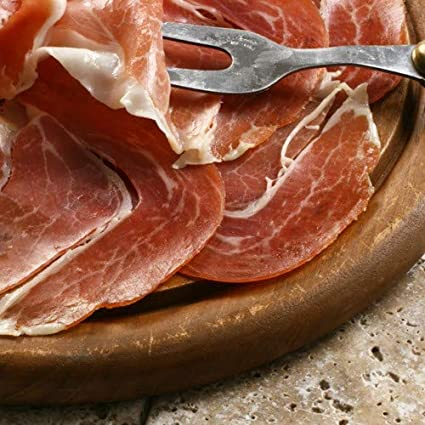 Jamón Serrano – Sliced (3 onzas): Amazon.com: Grocery ...