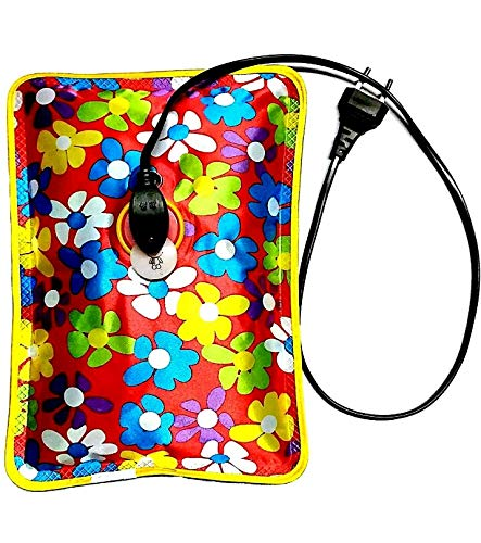MADHAV Electro-thermal Hot Water Bag/Electric Heating Gel Pad/Heat Pouch Hot Water Bottle/Bag/Electric Hot Water Bag…