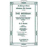 G. F. Handel: Messiah- (Schirmer Vocal Score) (G.