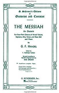 George frideric handel eugene ormandy the philadelphia orchestra the messiah an oratorio for four part chorus of mixed voices soprano solutioingenieria Gallery