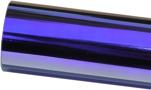 HOHO 35.4x60 17/% Chameleon Purple Window Tint Car Side Window Glass Film Heat Control Self-Adhesive