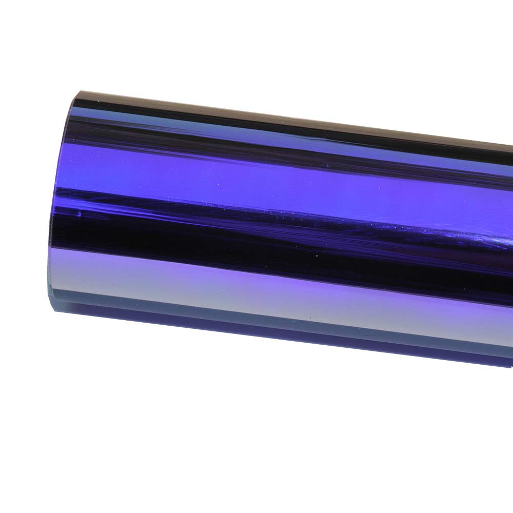 HOHO 35.4'x60' 17% Chameleon Purple Window Tint Car Side Window Glass Film Heat Control Self-Adhesive