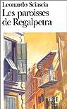 Les Paroisses de regalpetra - Mort de l'inquisiteur par Sciascia