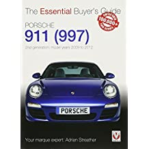 Porsche 911 (997) - 2nd generation: model years 2009 to 2012