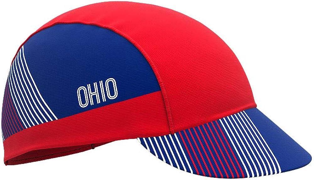 Ohio Cycling Cap