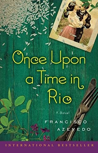 book cover of Once Upon a Time in Rio