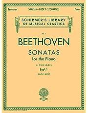 Sonatas - Book 1: Schirmer Library of Classics Vol. 1