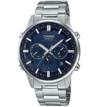 Lineage(リニエージ) [カシオ]CASIO 腕時計 LINEAGE 世界6局対応電波ソーラー LIW-M700D-2AJF メンズ