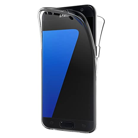 coque galaxy s7 edge silicone