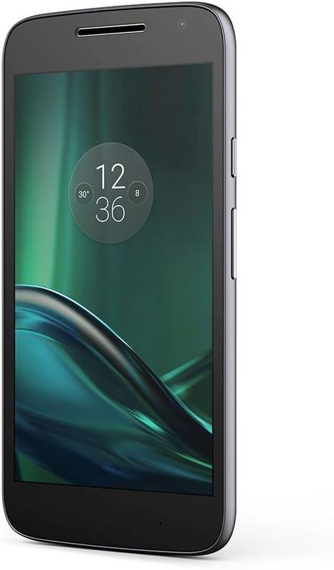 Lenovo Moto G4 Play - Smartphone de 5 (Dual SIM, 4G, Cortex-A53, RAM de 2 GB, Memoria Interna de 16 GB, cámara de 8 MP, Android 6), Color Negro: Amazon.es: Electrónica