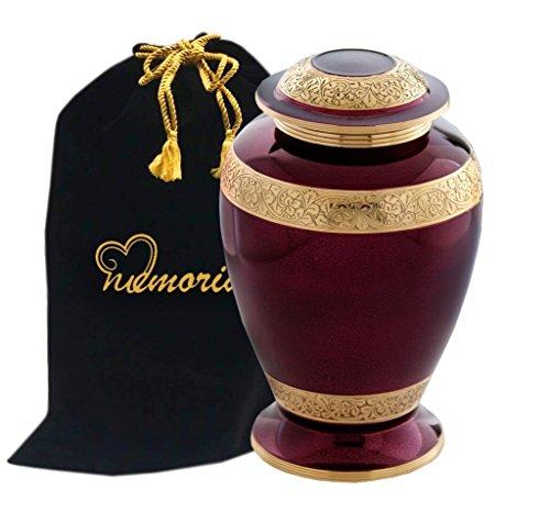 urns brass - 9