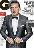 GQ Magazine (December, 2014) Steve Carell Cover