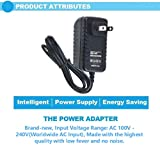 Babbo New 12V 2A 24W AC/DC Adapter for Microsoft