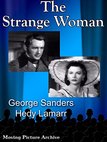 Davis Actress Bette - Strange Woman, The - 1946