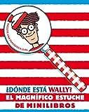 Dónde Está Wally? el Magnífico Estuche de Minilibros, Martin Handford, 8466647082