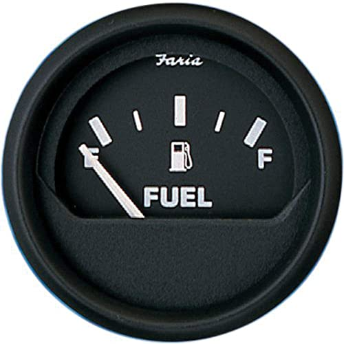 Marine Fuel Gauge for Boat Tank [Faria] Picture