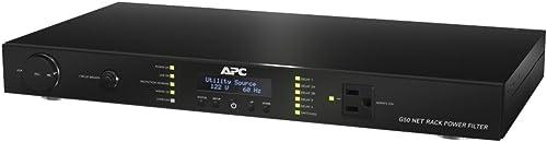 APC G50NETB2 Power Filter 15 Amplified Rack