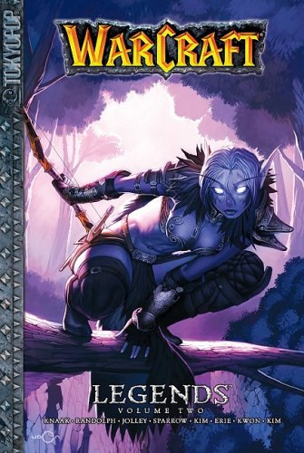 Warcraft Legends Graphic (Warcraft: Legends Volume 2 (v. 2))