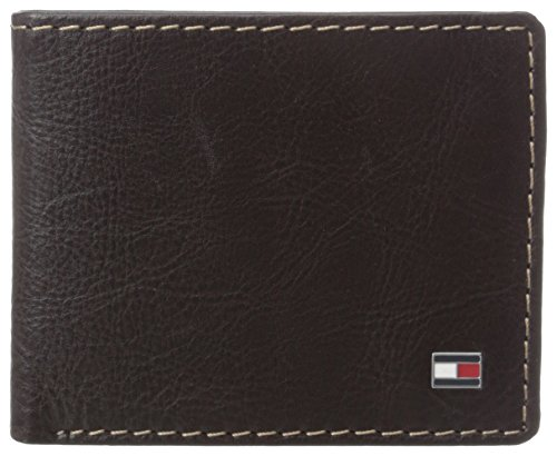 Tommy Hilfiger Leather Billfold Wallet product image