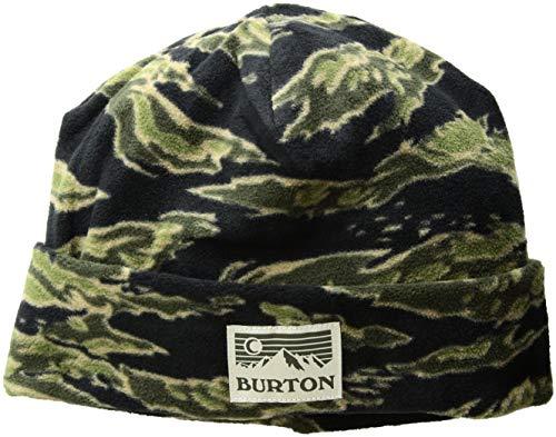 Burton Unisex Burke Beanie, Beast Camo, One Size (Mens Beanie Burton)