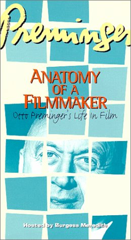 Anatomy of a Filmmaker - Otto Preminger's Life in Film [VHS] (Saul Bass The Man With The Golden Arm)