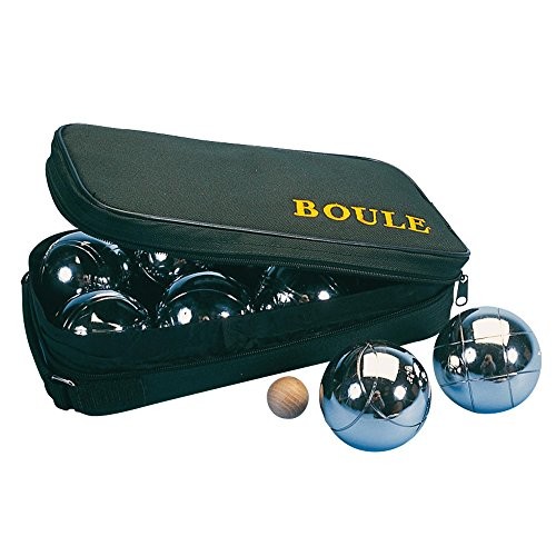 Senior Steel Boule Bowling Sports Set