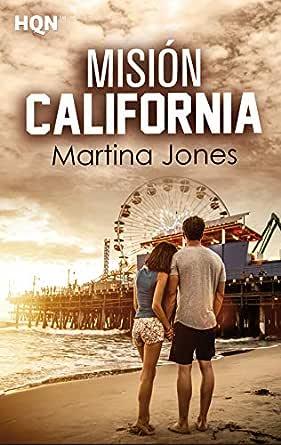 Misión california (HQN) eBook: Jones, Martina: Amazon.es: Tienda Kindle