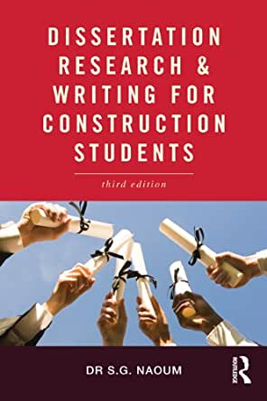 Dissertation Research Writing For Construction Students Pdf