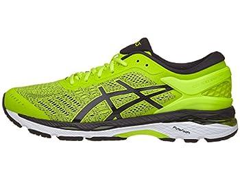 Asics Men's Gel-kayano 24 Running-shoes, Sulphurblackwhite, 11 D(m) Us 0
