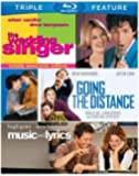 Drew Barrymore Triple Feature (The Wedding Singer / Music and Lyrics / Going the Distance) [Blu-ray] by Warner Home Video