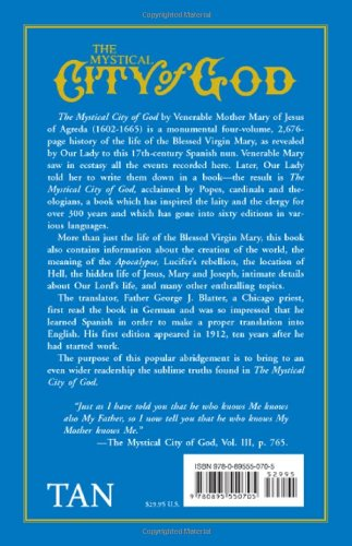 THE MYSTICAL CITY OF GOD PDF DOWNLOAD