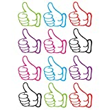 Ashley Productions Thumbs Up Die-Cut Magnets (12 Piece), 8.25''x 11.75''
