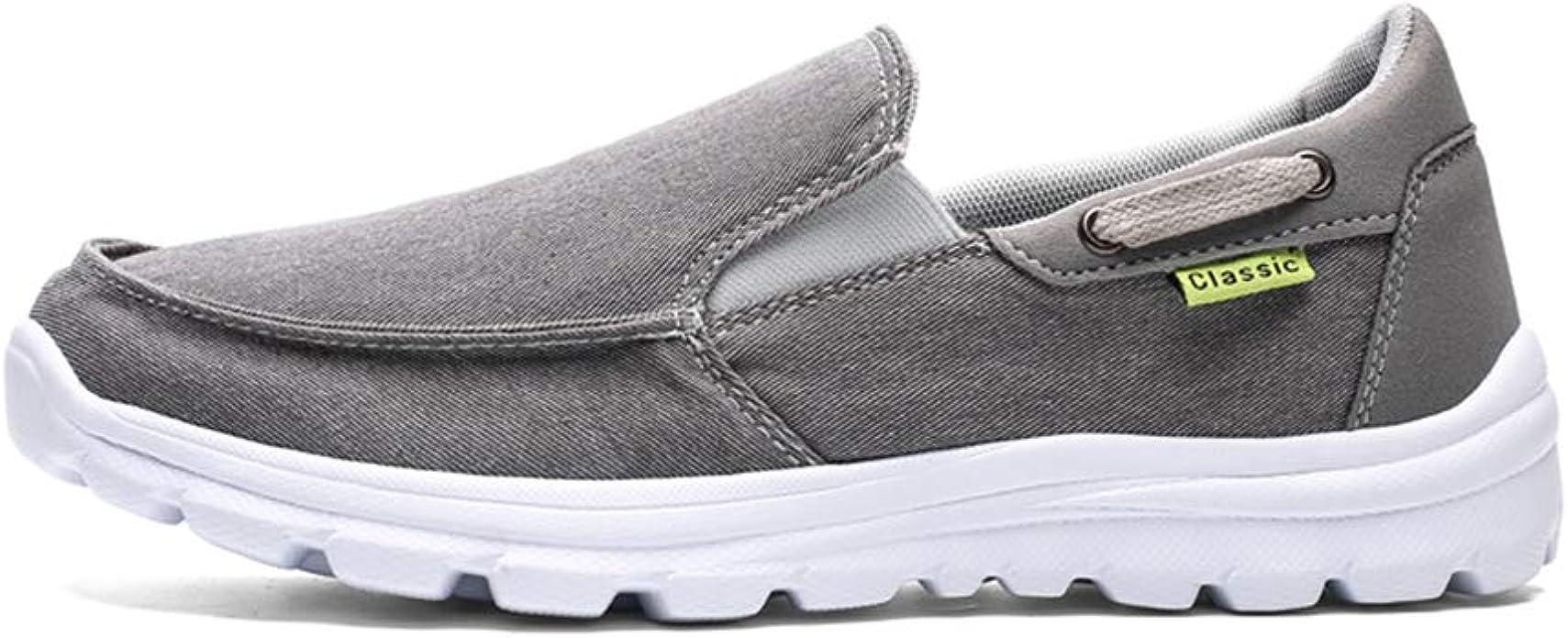 Amazon.com: bo li xuan Deck Zapatos para hombre Boat Zapato ...