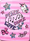 Jojo Siwa Peace, Dance, Love Throw