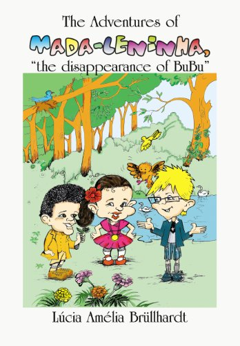 eBook The Adventures of Mada-Leninha - The disappearance of Bubu