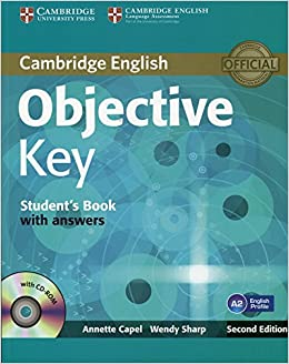 Objective Key Student 39:s Book with Answers with CD-ROM