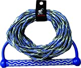 Airhead Wakeboard Rope, 15'' EVA Handle, 3 section (Pack of 4)