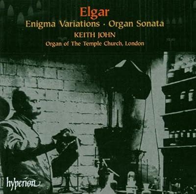 Elgar: Enigma Variations - Organ, Organ Sonata