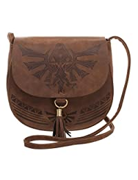 Legend of Zelda Saddlebag with Tassel