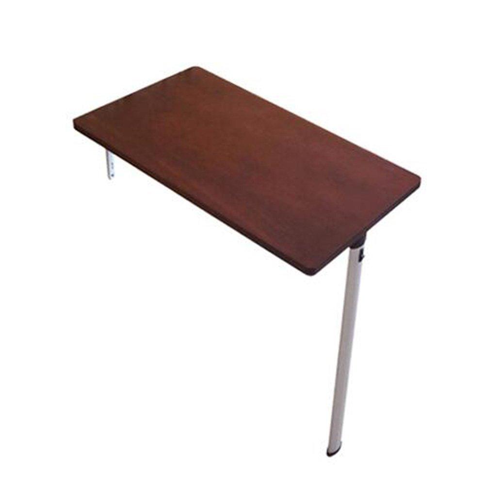 XIAOLIN ソリッドウッドダイニングテーブルウォールフォールディングテーブル小型家庭用ダイニングテーブルコンピュータラーニングディナーテーブルオプションの色、サイズ (色 : 01, サイズ さいず : 74*35*74cm) B07DWNFC3K 74*35*74cm|01 1 74*35*74cm