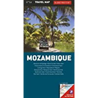 Mozambique Travel Map, 6th