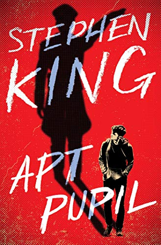 Book cover from Apt Pupil by Stephen King