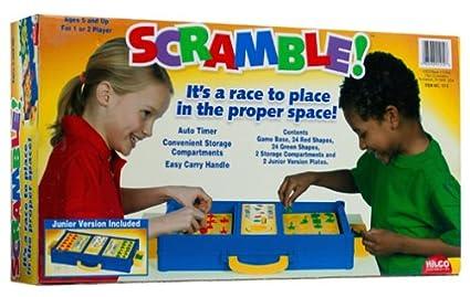 Scramble! Game