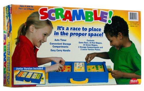 Scramble! Game -