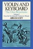 Violin and Keyboard, Abram Loft, 0931340365