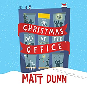 A Christmas Day at the Office Audiobook